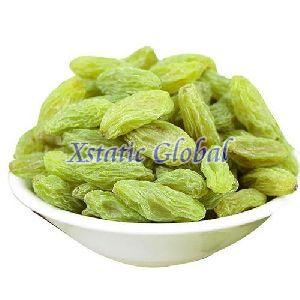 Green Long Raisins