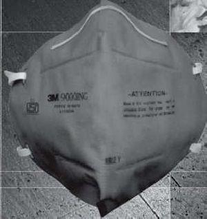 3m 9000ing Dust Mask