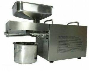 Domestic Oil Making Machine