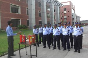 College Security Guard Services