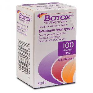 100 Unit Allergan Botox Injection