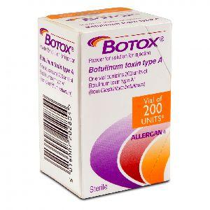 200 Unit Allergan Botox Injection