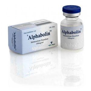 Alphabolin (vial) (Alpha Pharma)