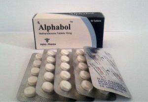 Alphapol (Alpha Pharma)