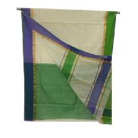 Maheshwari handloom silk Saree