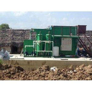 Mini Sewage Water Treatment Plant