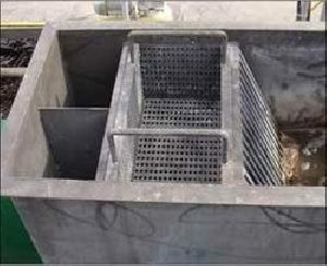 Oil Screen Water Treatment Plant