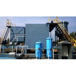 1.5 Kw Sewage Water Treatment Plant
