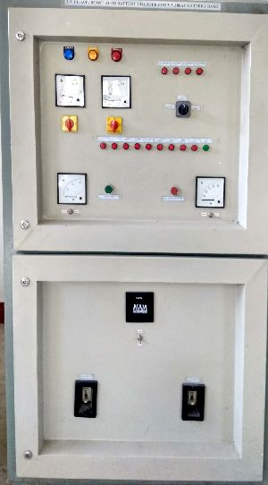 Substation Battery Chargers