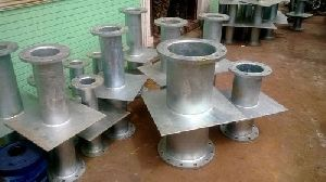 Hot-dip Galvanized Puddle Flanges