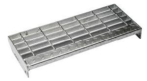 Metal Stair Threads Gratings