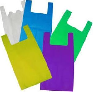 Pp Non Woven U-cut Carry Bags