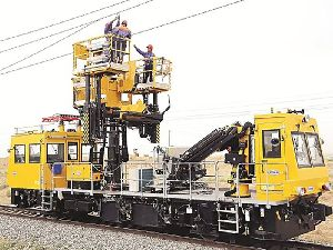 Railway Electrification Services