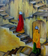 Canvas Oil Paintings 6