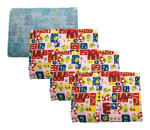 New Born Baby Bed Sheets
