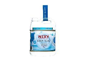 Nixy Aqua Blue Concentrated Dish Soap