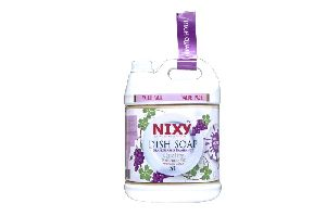 Nixy Grape Berries Concentrated Dish Soap