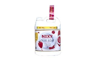 Nixy Strawberry Concentrated Dish Soap