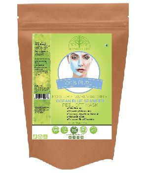 Blue Seaweed Peel Off Mask