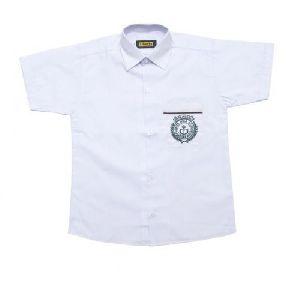 Boys School Half Sleeve Terry Cotton Shirts
