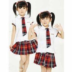 Girls Primary School Frock