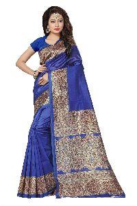 Bhagalpuri Cotton Silk Sarees.