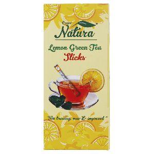 Lemon Green Tea Sticks