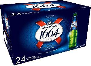 Kronenburg And Heineken Alcoholic Beer