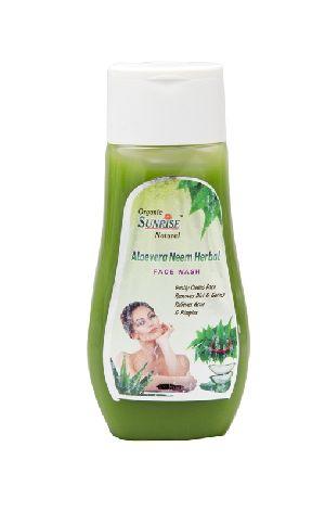 Aloe Vera Neem Herbal Face Wash