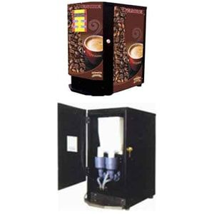 3 Selection Coffee Vending Machine
