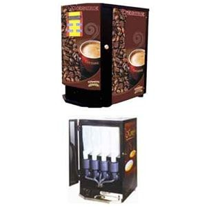 4 Selection Coffee Vending Machine