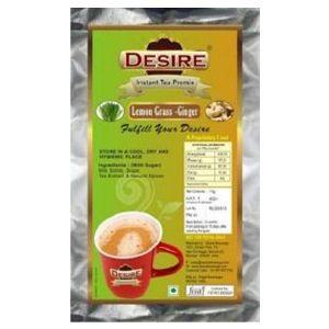 Desire Lemon Grass Ginger Instant Tea Premix