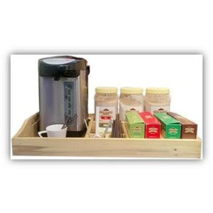 Semi Automatic Multiple Option Tea Station