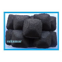 Coconut Shell Based Charcoal Briquettes