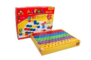 Alphabet Building Game