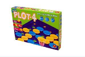 Neo Plot-4 Game