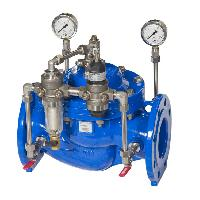pilot operated valves