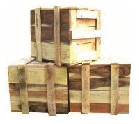 Wooden Shipping Boxes