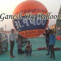 rooftop balloon