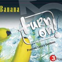 Turn On Banana