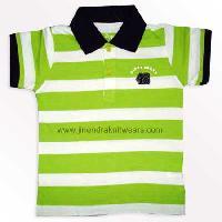 Kid's Collar T-shirt