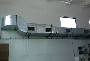 Gi Ducting Fabrication Service