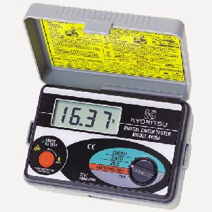 Earth Testers - Model 4105a