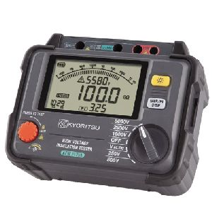 High Voltage Insulation Testers - Kew 3125a