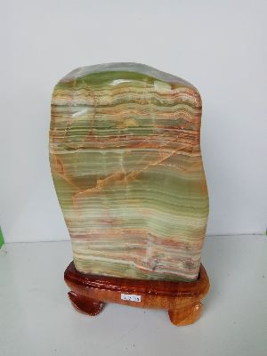 Multi Layer Agate Stone