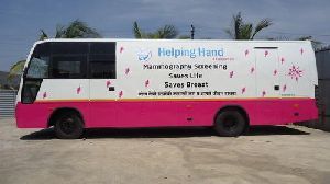 Mammography Bus