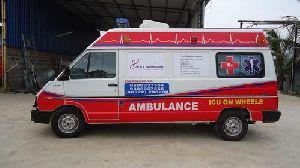 Mobile Icu Ambulance