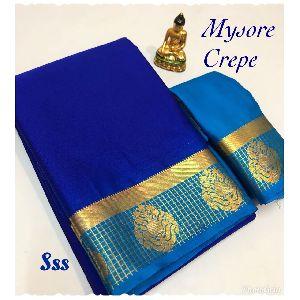 Beautiful Mysore Silk Sarees