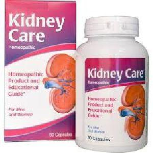 Thanki's Kidney Care Capsules