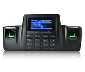 Dual Sensor Finger Print & Rfid Time Attendance System